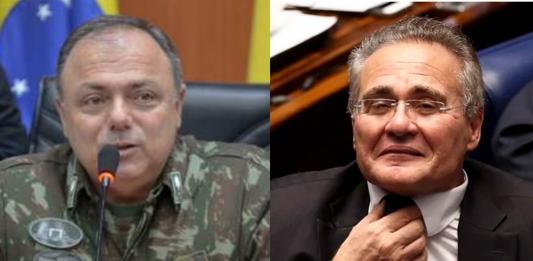 """General Pazuello muda o clima da CPI da Covid e faz Renan Calheiro baixar o """"tom"""""""